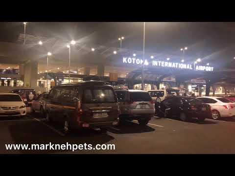 Kotoka Airport Accra Ghana