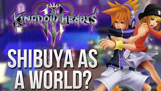Kingdom Hearts 3 -  Should The World Ends With You Return?