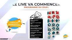 L'animation de Châtillon fait son show ... en live !