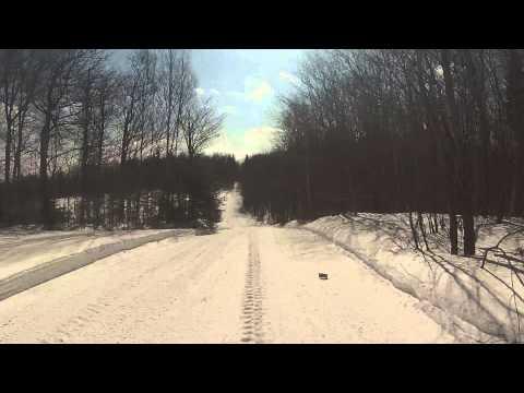 100mph Madawaska Maine