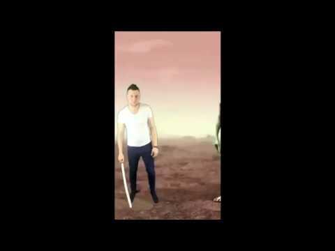 Видео из Kwai. Перемещение своего тела в виртуальный мир! #36