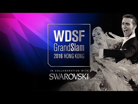 Bosco - Nolan, IRL | 2016 GS STD Hong Kong R1 T | DanceSport Total