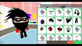 ROBLOX/ Robloxian Highschool/ COMO FLING GLITCH