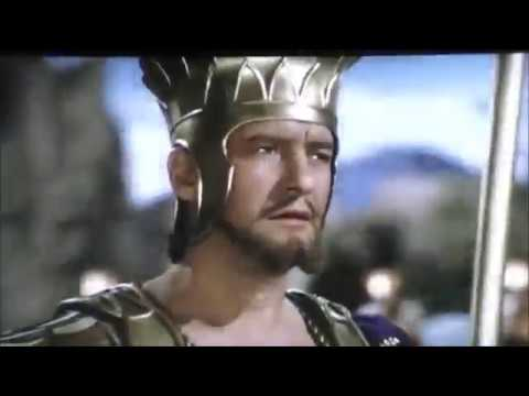 SAMSON AND DELILAH  Samson defeats the Saran's wrestler (Fan made)