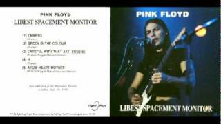 "Pink Floyd ""Atom Heart Mother"" Funky Dung & Mind Your Throats Please - Libest Spacement Monitor"