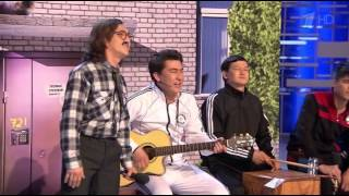 КВН 2013 (2 1/4 финала) Камызяки. Вечная любовь (Старый мальчик). Музыкалка (нормальный звук)