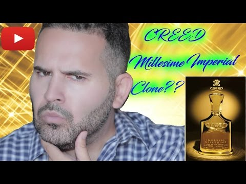 CREED MILLESIME IMPERIAL VS ED HARDY LOVE & LUCK