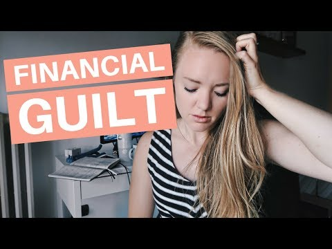 HOW TO DEAL: FINANCIAL GUILT | Overspending and Wasting Money