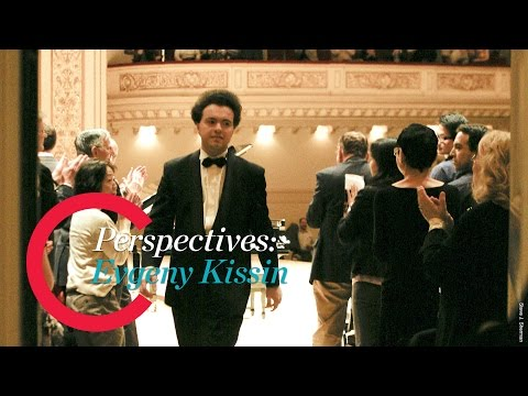 Evgeny Kissin: Carnegie Hall Debut and Stage Seats