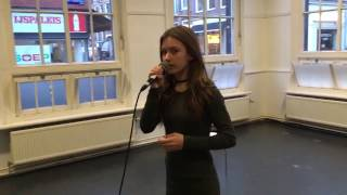 Download Mercy (Shawn Mendes) mini cover - Sterre Koning MP3 song and Music Video