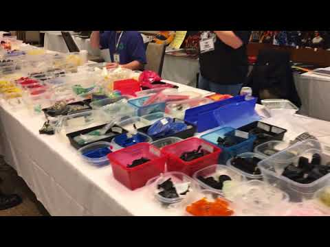 Let's check out Pinball Expo 2017