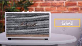 Marshall Acton 2 - Chỉ 6 triệu cho 1 em loa hàng hiệu cực đẹp và nghe rất hay?