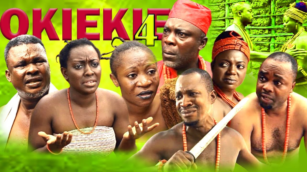 OKIEKIE [PART 4] - LATEST BENIN MOVIES 2020