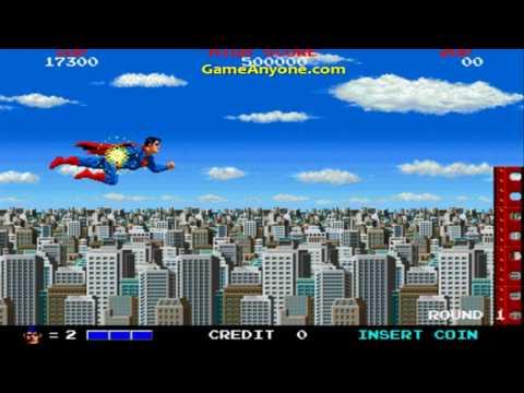 [WHC] Superman (Arcade) [HD] Part 1