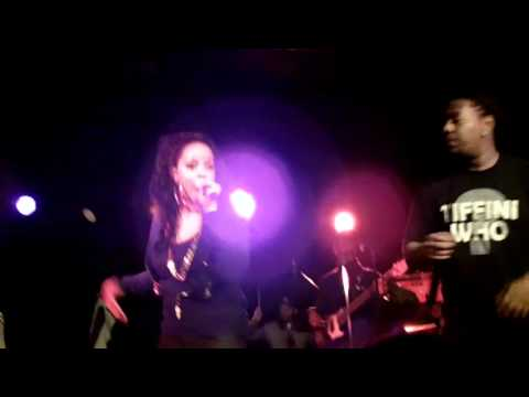 Rah Digga live-Down 4 The Count & Whoa! at Southpaw, Ladies First Concert