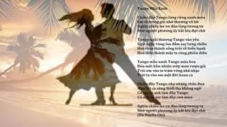 Tango Mầu Xanh -  Hà Huyền Chi - Blue Tango - Leroy Andreson -  Vô Thường