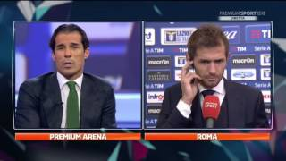 Lazio Roma 0-2, Lulic contro Rudiger: