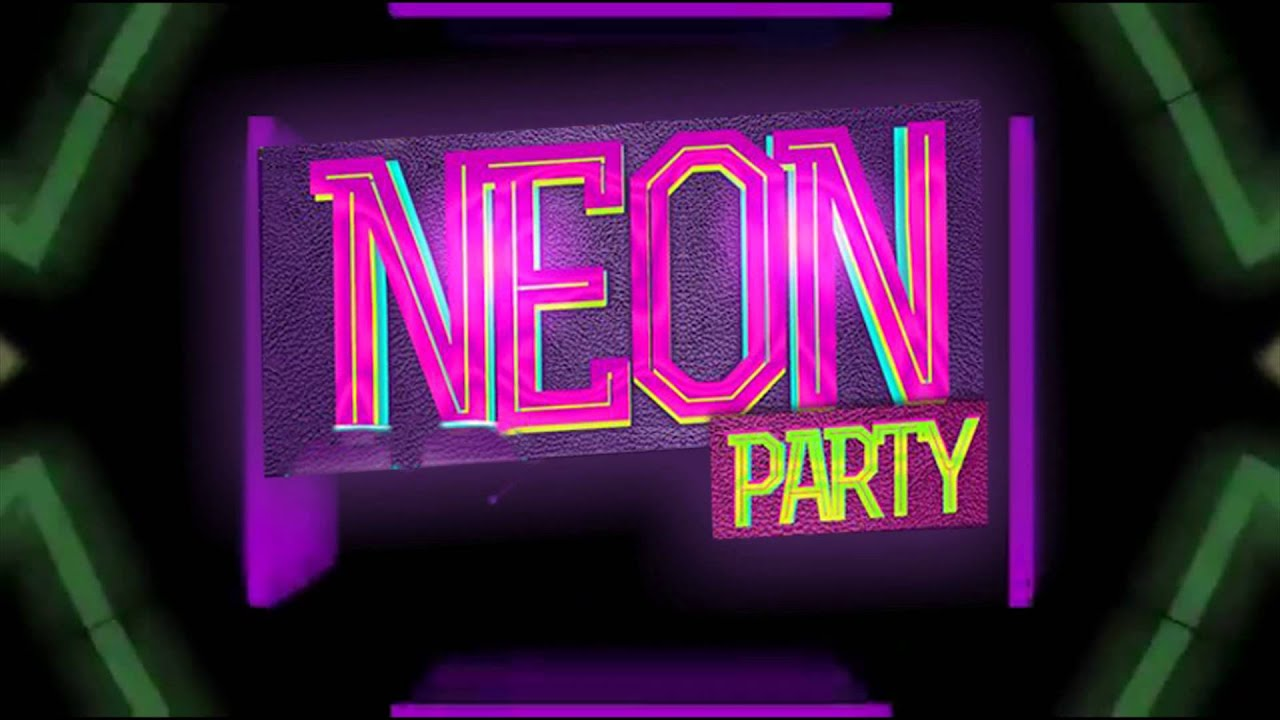 Download Neon Party Wallpaper Gallery