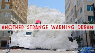 Another Strange Warning Dream!