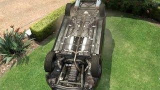 ボツ【GTA5】家の中に無理やり車を入れることはできるのか!! thumbnail