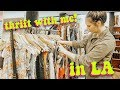 thrift with me in LA vintage shops! thrift haul