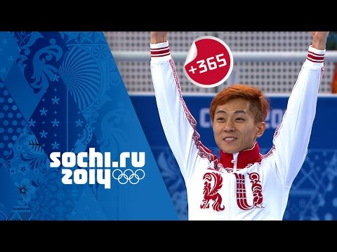 Victor An - Most Decorated Short Track Speed Skater Ever | #Sochi365