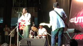 Pirates theme music & Dil Chahta hai on Utkansh 2014