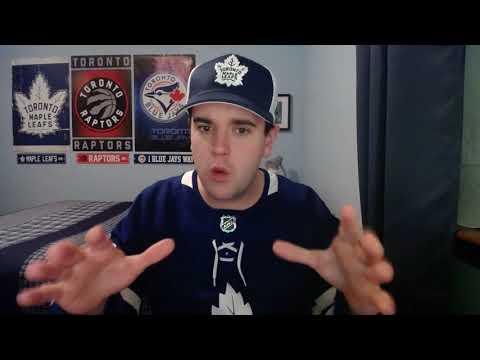 Leafs vs Predators Game 56  (February 7th, 2018)