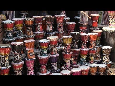 Mali: les artisans espèrent que les affaires vont reprendre
