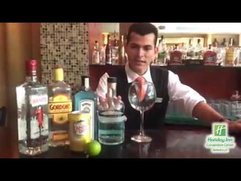 Barman en casa