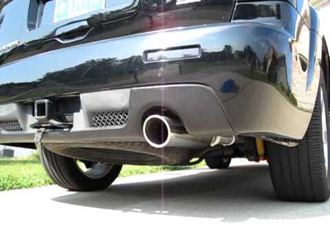 Trailblazer SS TBSS magnaflow 11229 muffler and resonator ...
