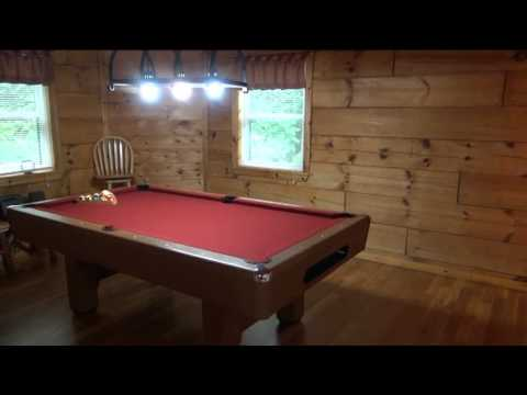 Pearly Gates cabin in Wears Valley, TN, near Pigeon Forge and Gatlinburg from YouTube · Duration:  3 minutes 40 seconds