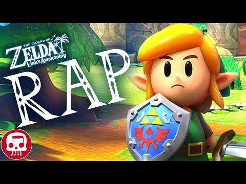 The Legend Of Zelda: Link's Awakening RAP By JT Music (feat. Andrea Storm Kaden)