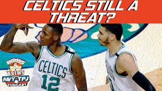 Are Celtics Still Dangerous Without Kyrie?   Hoops N Brews thumbnail
