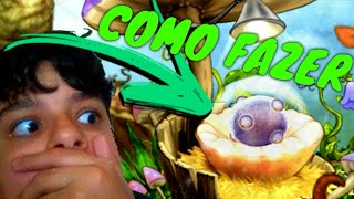 COMO FAZER FANTOMINHO E AÇÚCAR-BUSH - My Singing Monsters