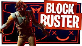 UNLOCKING THE NEW BLOCKBUSTER SKIN aka The Visitor Skin! - Fortnite Blockbuster Challenge