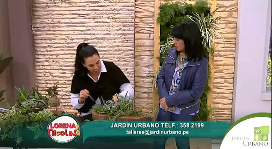 Como decorar plantas en macetas youtube for Arreglos de jardines con macetas