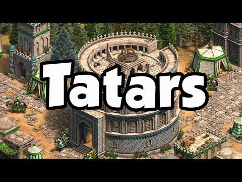 Tatars Overview AoE2
