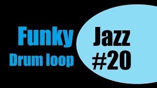 Funky Jazz drum loop N.20