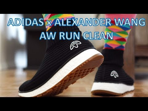 Adidas AW Run Clean - Review/On-Foot