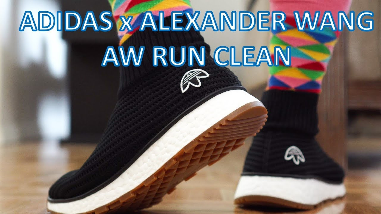 new product 3c280 2f2a2 Adidas AW Run Clean - Review/On-Foot