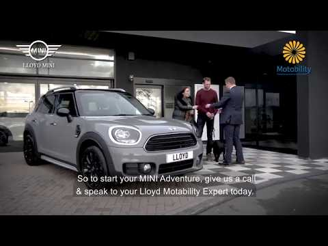 Lloyd MINI - Your No.1 Motability Specialists