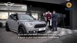Lloyd MINI - Your No.1 Motability Specialists