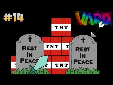 VERHÄNGNISVOLLES TNT!! - RIP - #14 - Varo 2 - Team Unfähig