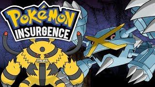 KULT UNICESTWIONY! MEGA METAGROSS BĘDZIE WYZWANIEM?! - Let's Play Pokemon Insurgence #28