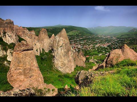 Армения. Город ГОРИС. (Армянская Каппадокия;