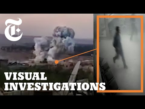 We Proved Russian Pilots Bombed a Hospital. Then They Did It Again. | NYT Visual Investigations