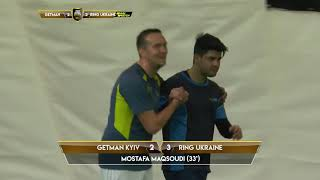 Обзор матча 7 GETMAN KYIV RING UKRAINE SFCK Street Football Challenge Kiev
