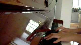 Piano Cover - Yue Lai Yue Ai 越來越愛, Fahrenheit 飛輪海