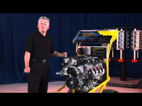 Chevrolet Delivers 430HP in the LS3 Engine